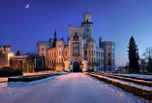 300a147e43cb Pałace i zamki w Czechach otwarte zimą - Nasze Sudety